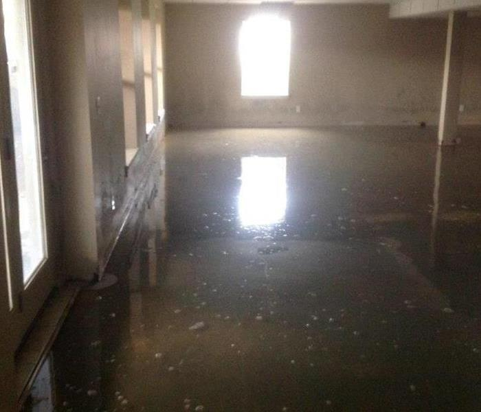 Sump-Pump Failure in Pittsburg, KS