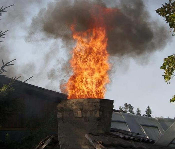 Prevent Chimney Fires Servpro Carthage Joplin